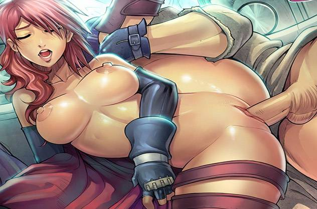 Final Fantasy порно