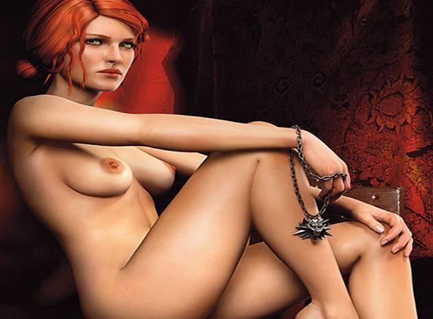 Секс ведьмак